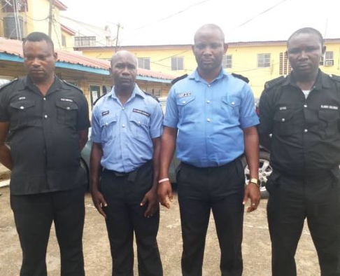 Policemen Caught On Camera Shooting Two Young Men In Lagos Released - Family Members Cry Foul 3