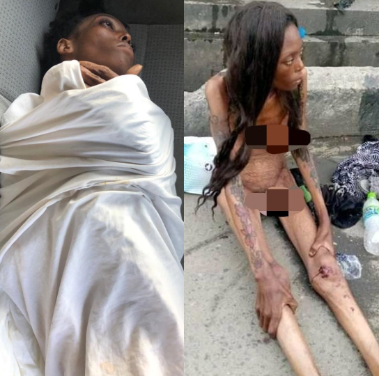 Eyewitness Recounts How Naked Lady Came To Be Found In Ajah 3
