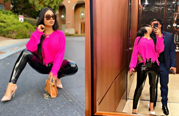 Ex bbnaija Housemate Shows Off Her New Man 3