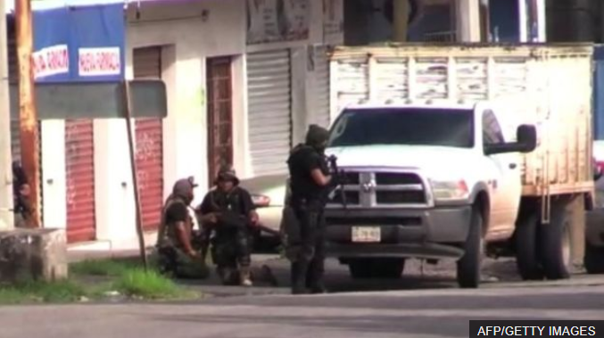 Update: El Chapo's Son Reportedly Released To Stop The Cartel Onslaught In The Area 6