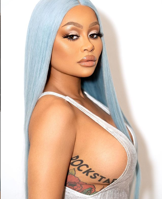 Blac Chyna Flaunts Major Assets In Photos 4