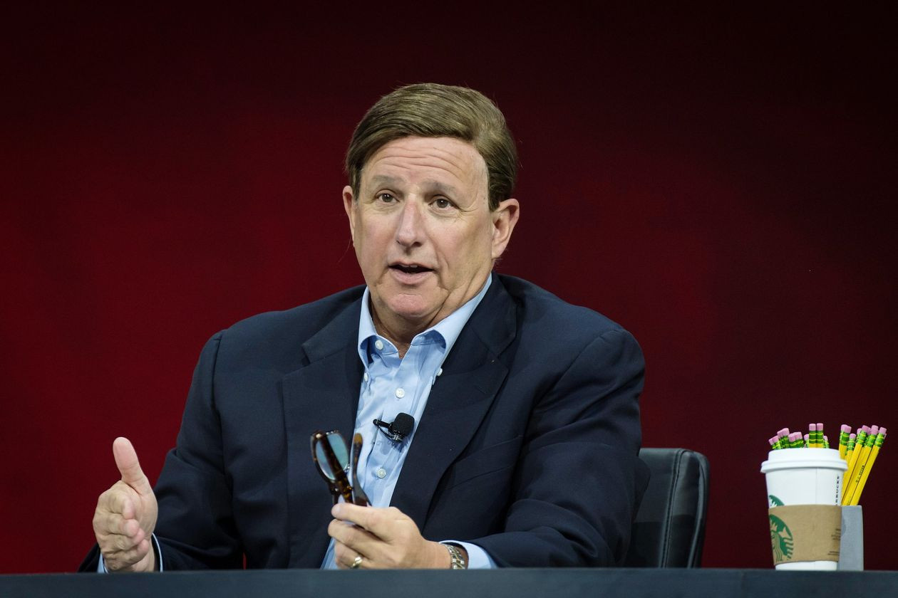 Oracle Co-CEO Mark Hurd Dies  At 62 3