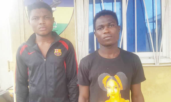I Became A Robber After My N70,000 Phone Was Stolen In A  Bus - Suspect Who Robbed Businessman Of N4.4m Jewelry And Raped His Housemaid 6