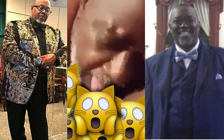 I Eat Pu**y & My Skills Are Much better' - 'Cussing' Pastor Thaddeus Matthews Reacts To Pastor Wilson's Sex Tape Leak 3