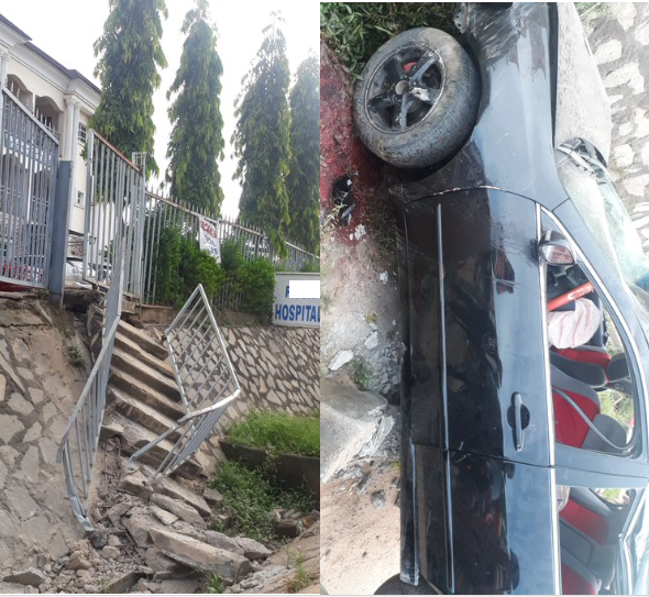 Hospital Rejects Accident Victim Who Crashed Into Their Premises 3