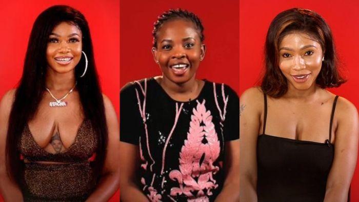 #BBNaija: I Caused The Fight Between Tacha & Mercy – Cindy Reveals (Video)