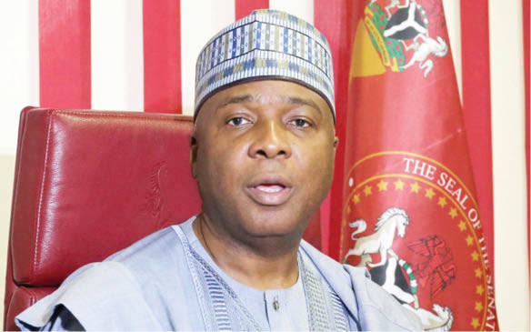 """Saraki Stop Nigeria From Collapsing"" – PDP Chairman Uche Secondus"