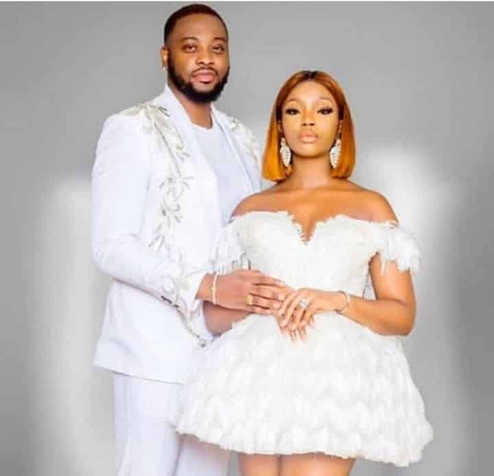 #BamTeddy: First Photos From BamBam And Teddy-A's White Wedding In Dubai