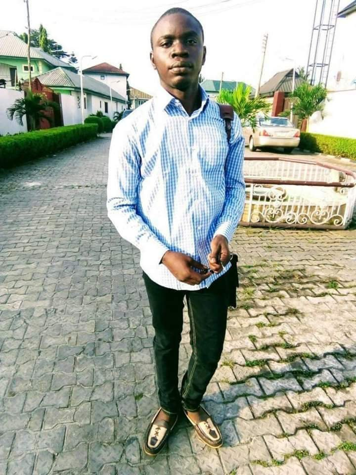 UNIPORT final year student commits suicide immediately he finished his project