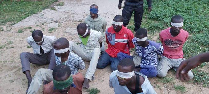 Nigerian Army Arrests 16 Boko Haram Members