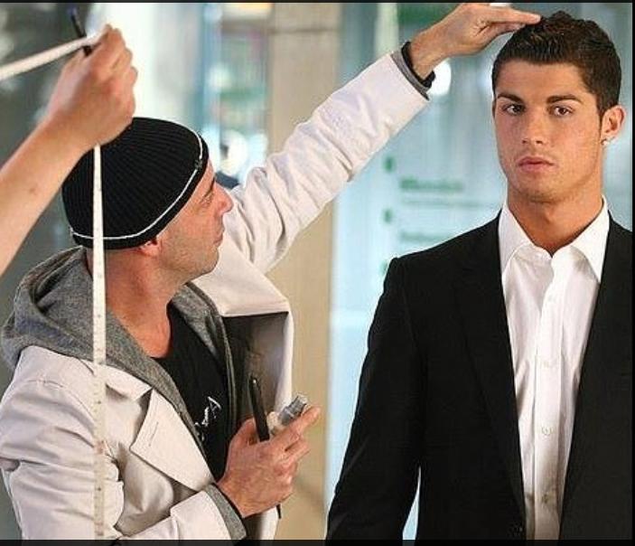 Cristiano Ronaldo's 'Hairdresser' Murdered In Hotel Room