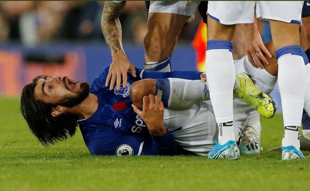 Premier League Explains Why Son Was Sent Off After Andre Gomes' Horror Ankle Injury