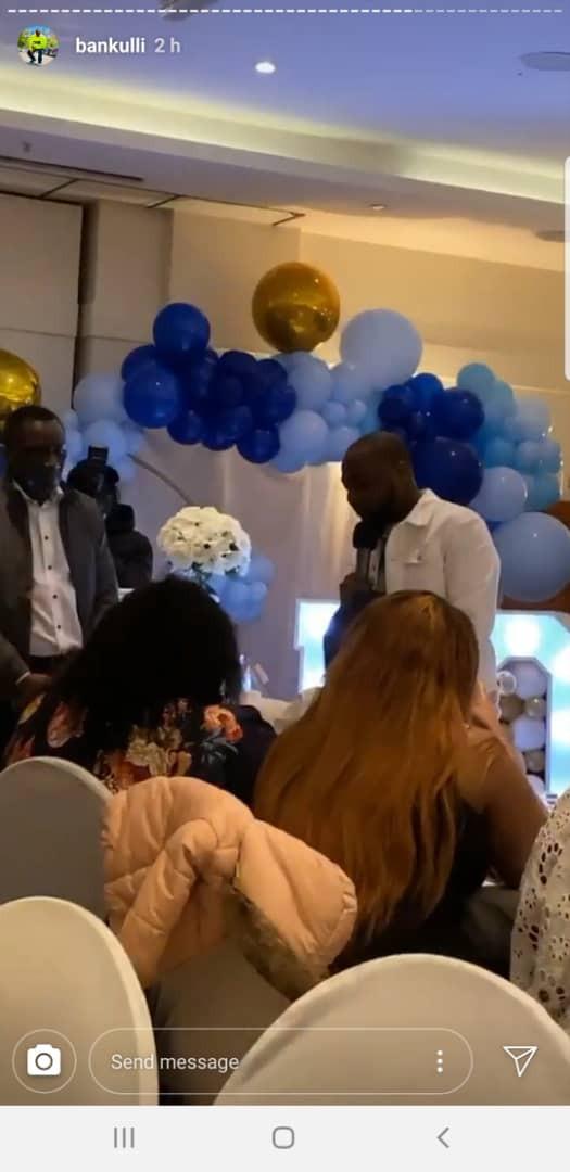 Photos From Naming Ceremony Of Davido and Chioma's Baby Boy David Jnr. Ifeanyi Adeleke 22