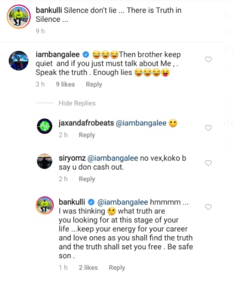 D'Banj And His Former Manager Bankulli Engage In War Of Words