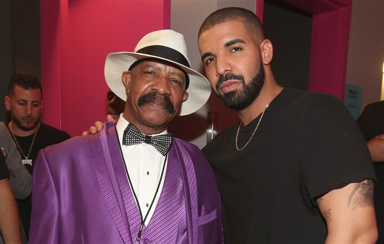 Drake's Dad Is Searching For New Soulmate