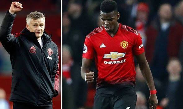 Manchester United Coach Set To Sell Pogba For £128million In January