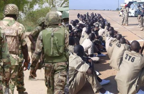 983 suspects arrested over an alleged link to Boko Haram have been released