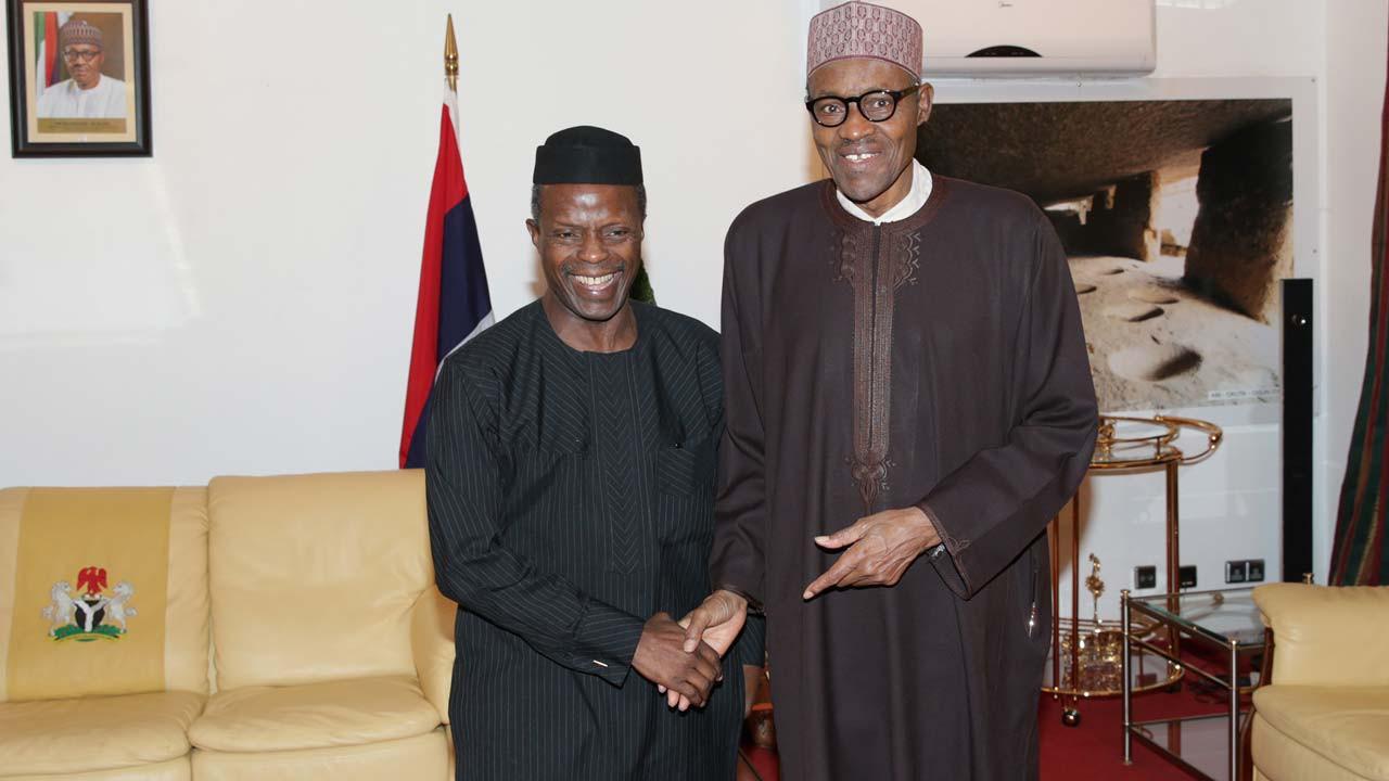 President Buhari And Osinbajo Are Still In Good Terms — Presidency