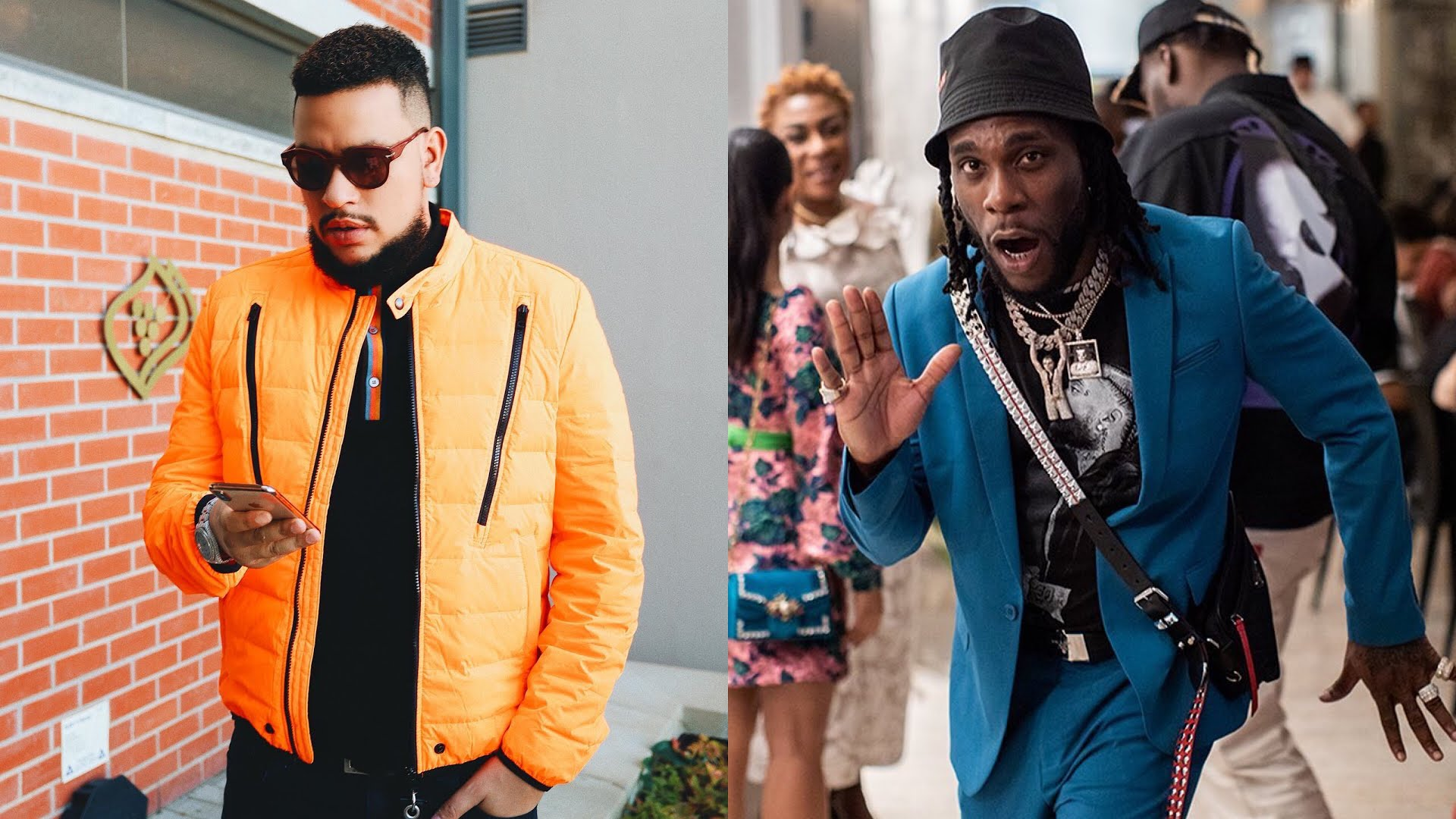 """""""You Say You're An African Giant, Prove It"""" — AKA Urges Burna Boy To Apologize To South Africans"""