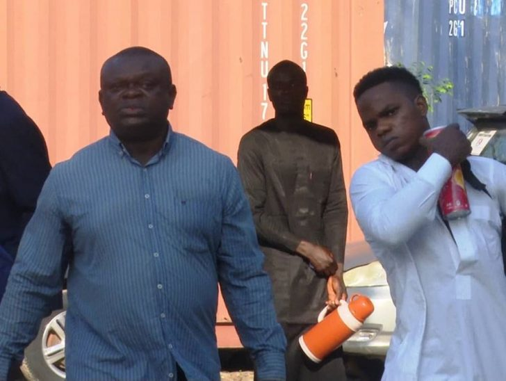 Father And Son Arrested By EFCC For Over $108K Fraud (Photos)