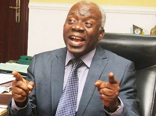'President Buhari Should Stop His Family Members From Using Any Of The Aircraft In The Presidential Fleet' - Femi Falana