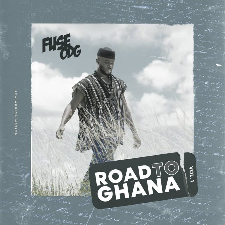 Fuse ODG Ft Efya Adabraca Mp3 Download Audio
