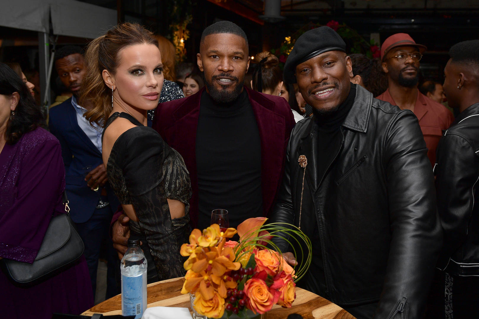 Kate Beckinsdale Trashes Rumors She's Dating Jamie Foxx
