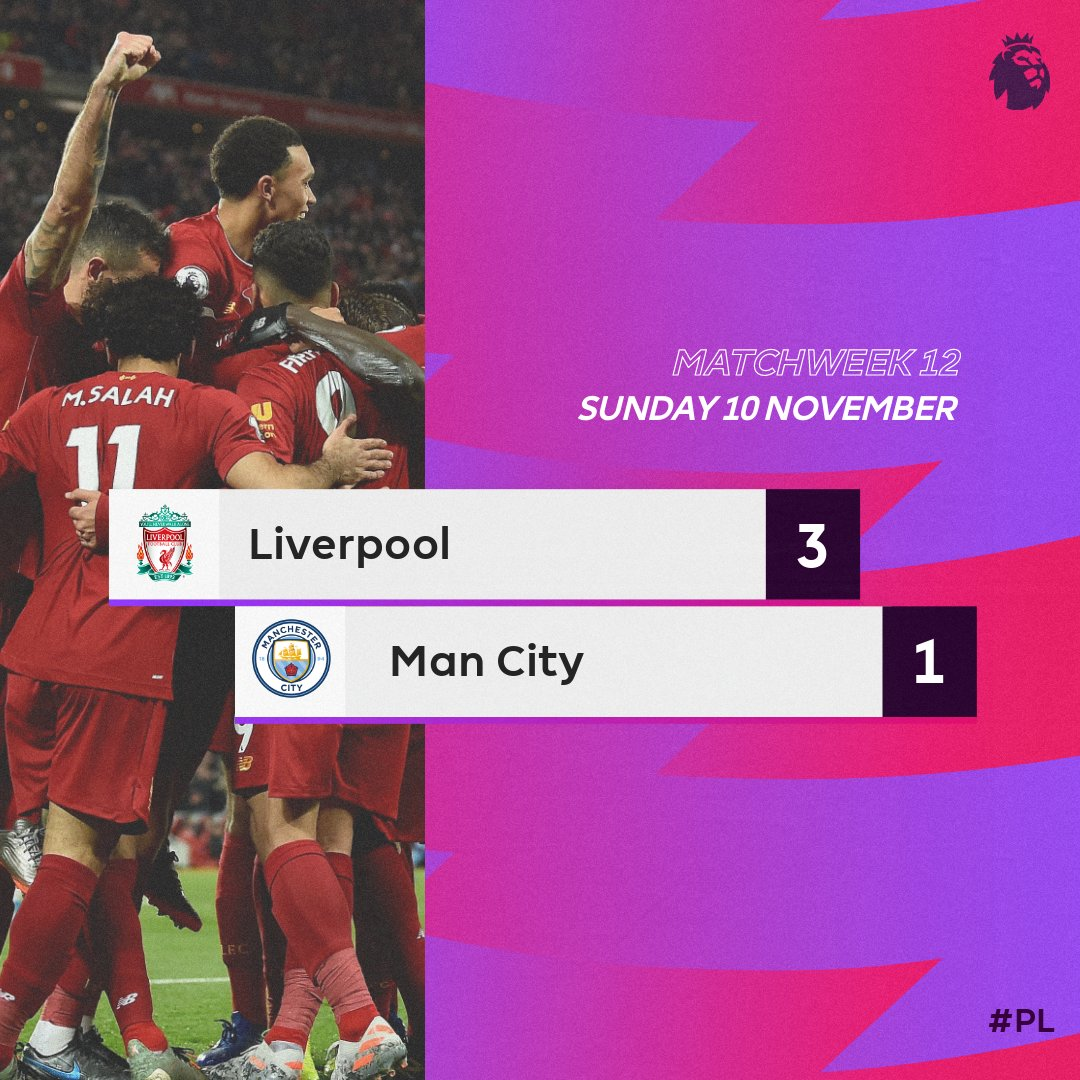 Liverpool 3–1 Manchester City