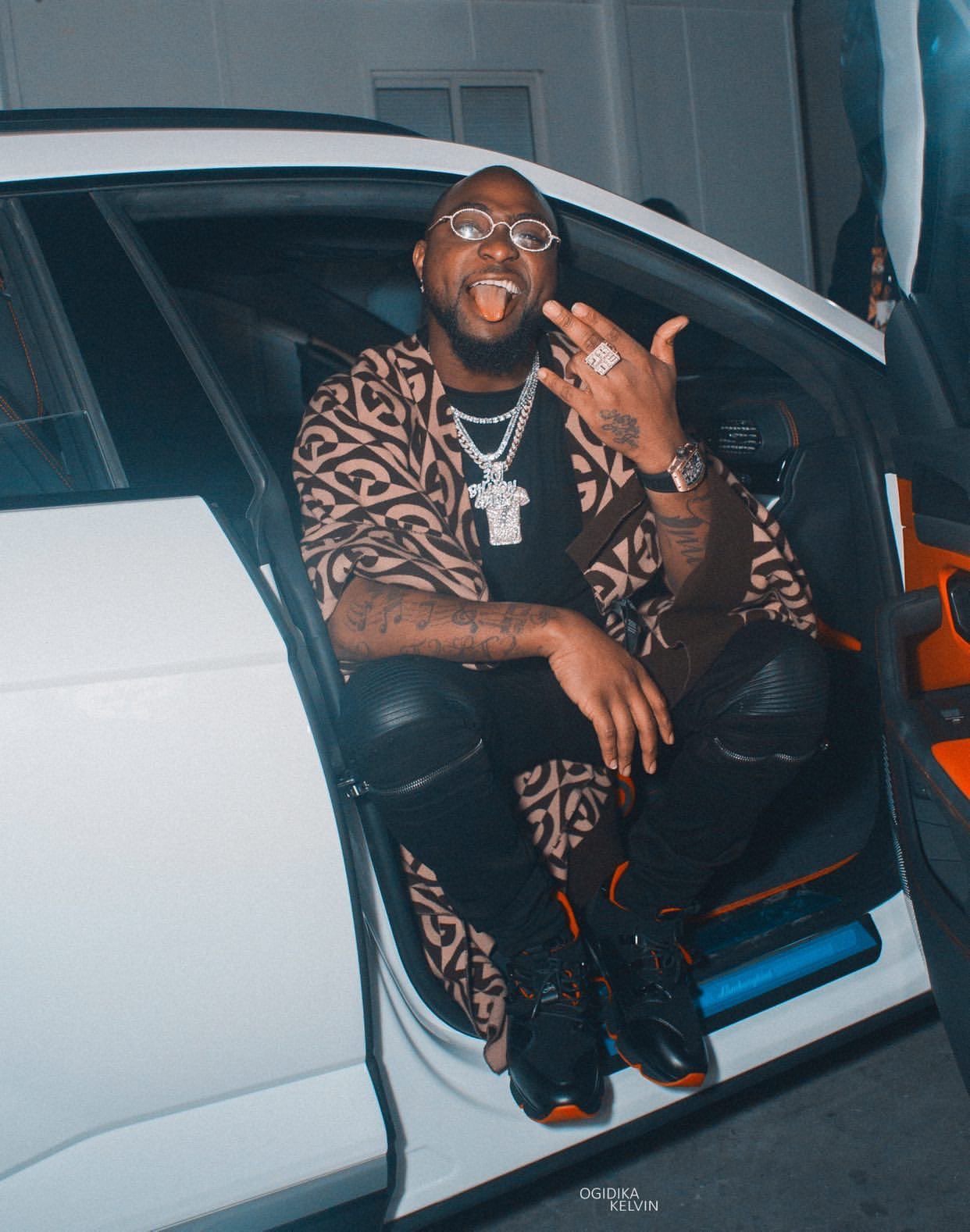 "Davido ""A Good Time"" Album Tracklist"