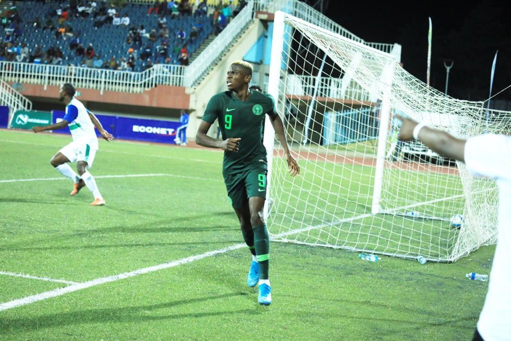 Lesotho 2 – 4 Nigeria — AFCON Qualifiers Highlight Download