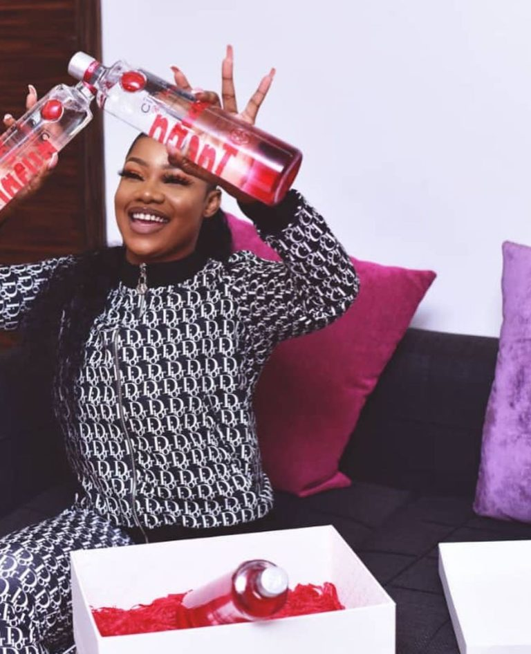 Tacha Becomes Brand Ambassador Of Ciroc Vodka (Photos/Video)