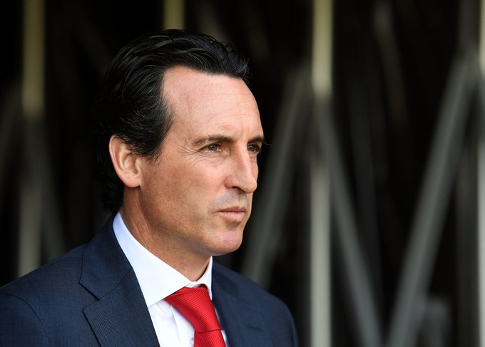 Arsenal Sacks Coach, Unai Emery