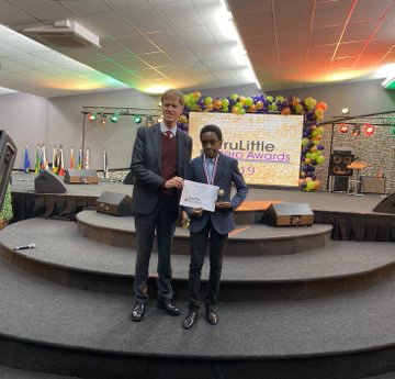 12-Year-Old Nigerian Awarded For Discovering New Mathematics Formula