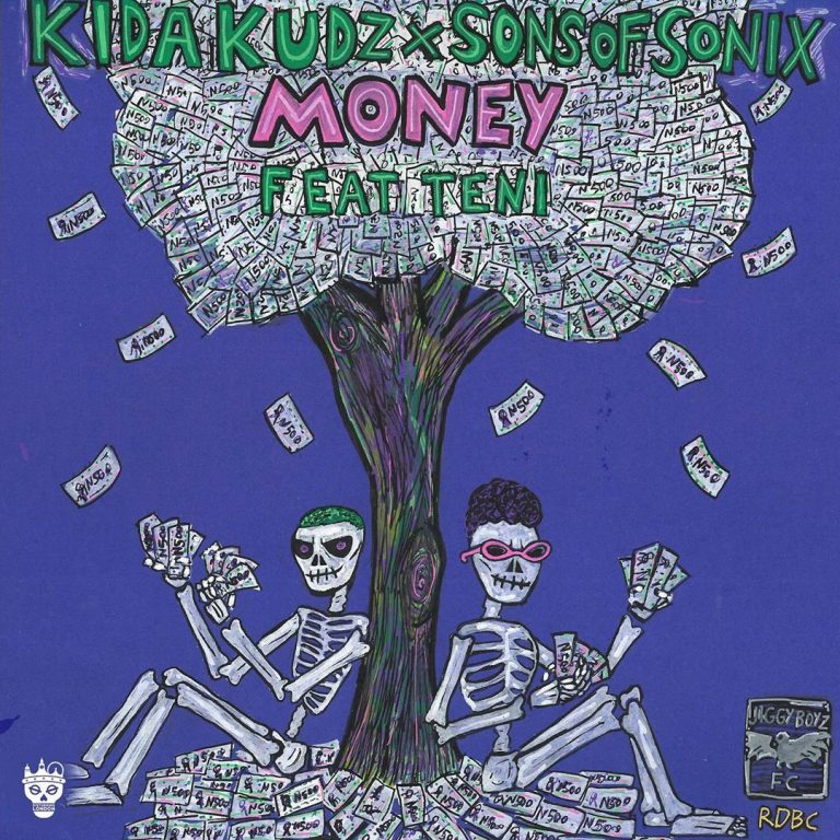 Kida Kudz, Sons Of Sonix Ft Teni – Money