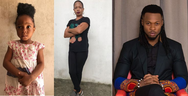 """""""Flavour Is The Father Of My Child"""" — Nigerian Lady Claims"""