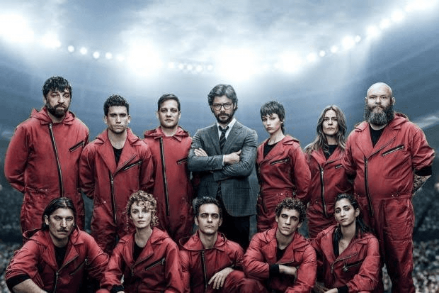 Money Heist Season 4 Release Date Leaked