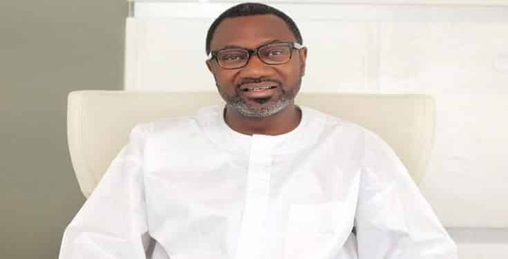 """People Think They'll Take Their Money With Them When They Die"" — Femi Otedola"