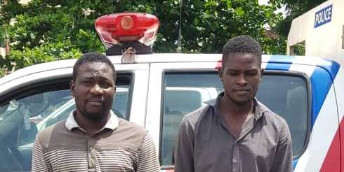 Two Domestic Workers Arrested For Stealing Jewelry Worth N243m From Popular Celebrity