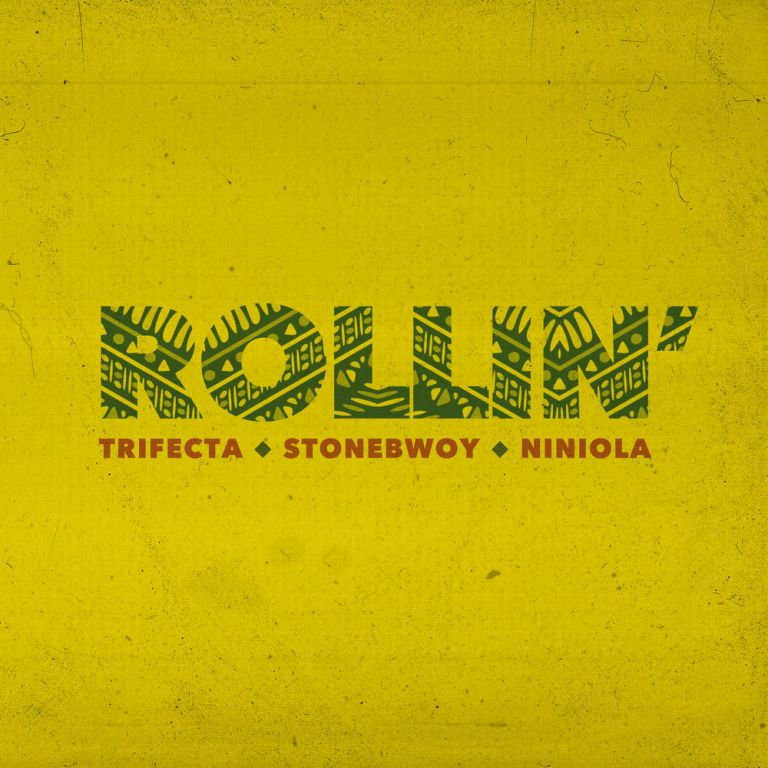 Stonebwoy Ft Trifecta & Niniola Rollin' Mp3 Download