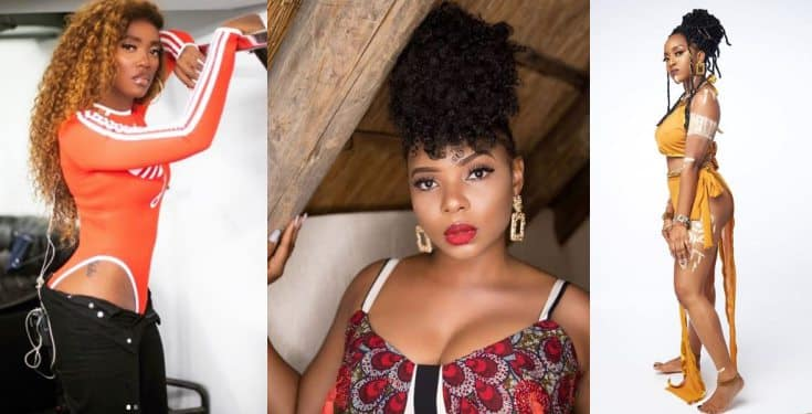#BBNaija: I Have A Crush On Yemi Alade - Praise