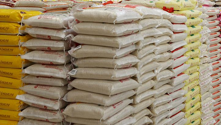 Customs Seizes 1,365 Bags Of Rice, Arrest Nine Suspects In Katsina