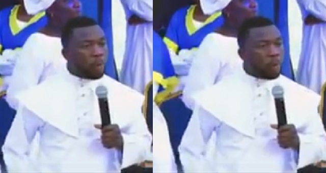 Any man that makes love to a woman for over 30 minutes is a mad man- Nigerian pastor