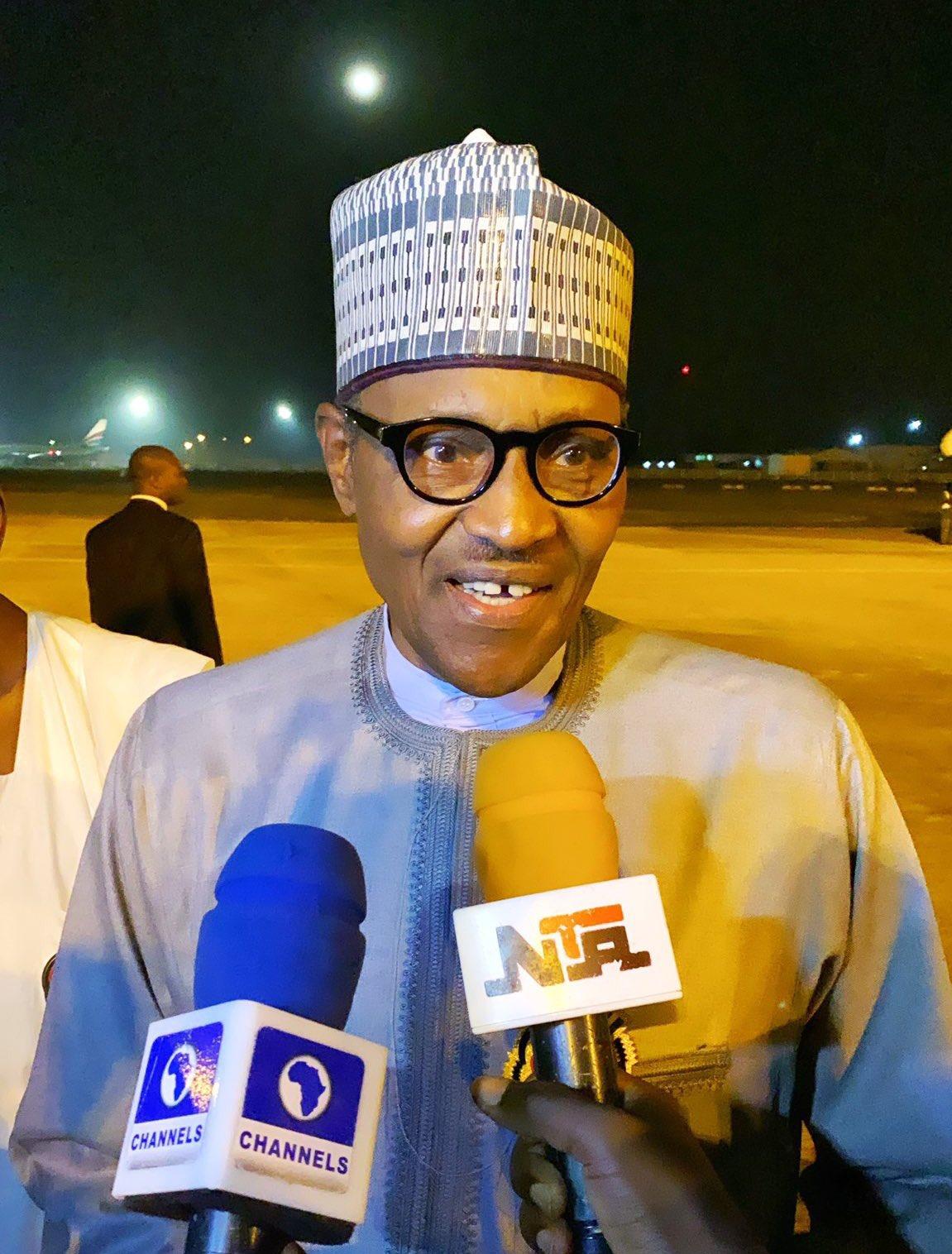 'Nobody Chop Life Pass Buhari' – Wizkid
