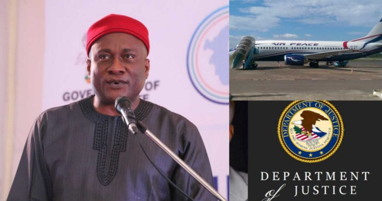 U.S. Seizes $14 Million In Bank Accounts Linked To Air Peace Boss, Allen Onyema Over Alleged Fraud