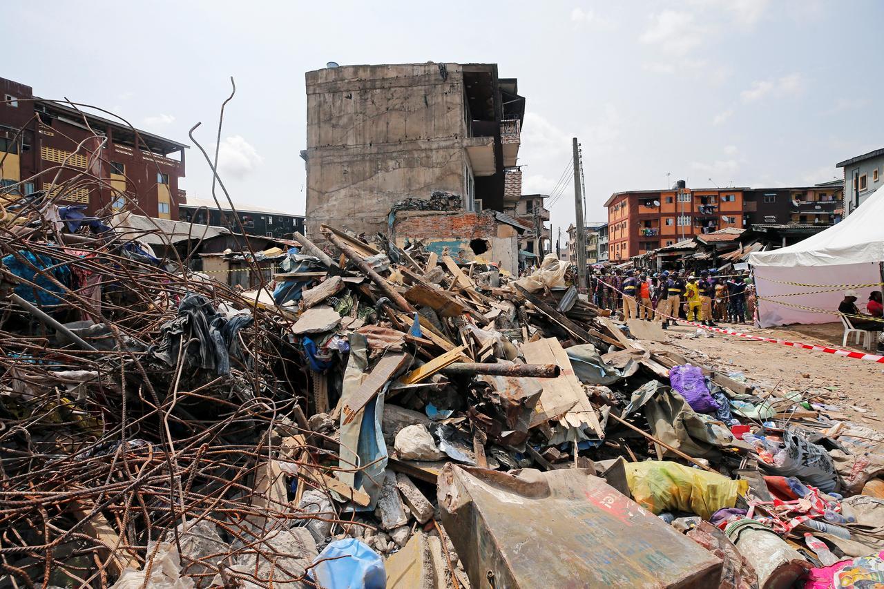 Building Collapses, Kills Three Siblings In Ebonyi