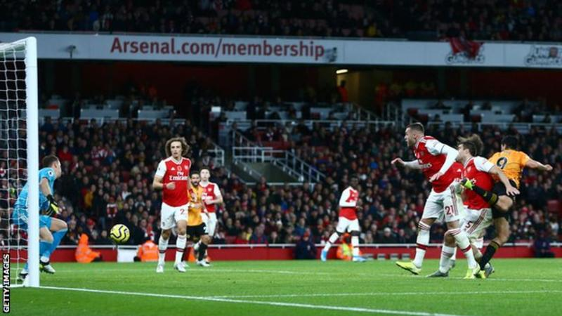 Arsenal 1 – 1 Wolves — Premier League Highlight Download