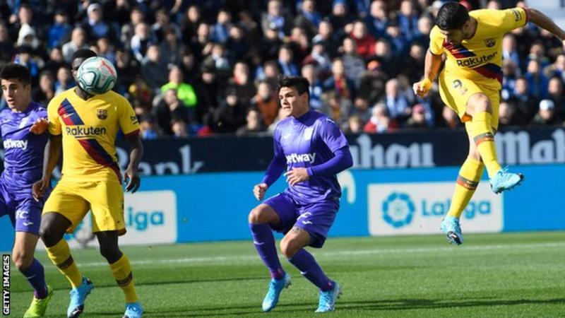 VIDEO: Leganes 1 – 2 Barcelona — La Liga Highlight