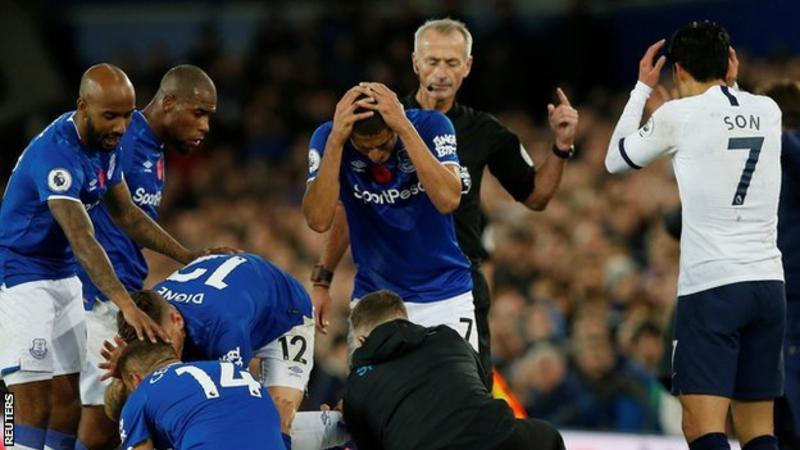 Everton Midfielder Andre Gomes Undergoes Successful Surgery, To Make Full Recovery