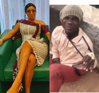 Tonto Dikeh Condemns Those Filmed Beating A Fake Beggar 5