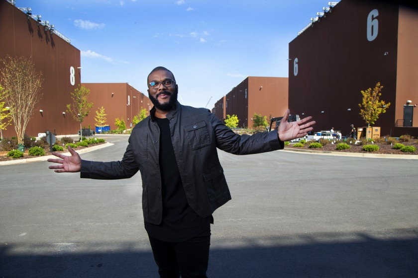 Tyler Perry's New Studio To Host 2019 Miss Universe Pageant 3